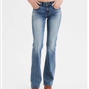 American Eagle Favorite Boyfriend Jeans sz 14